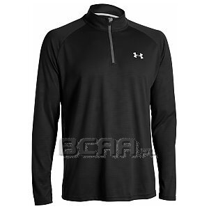 Under Armour Bluza Męska Tech™ ¼ Zip T 1242220-003 czarny 1/4