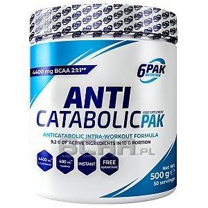 6Pak Nutrition ANTIcatabolic PAK 500g 1/1