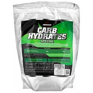 Alpha Male Carb Hydrates Carbo 1000g 1/1