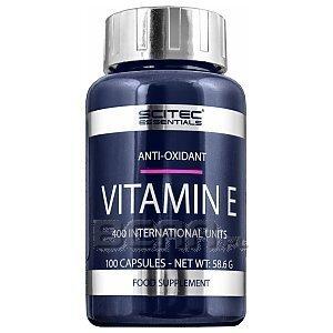 Scitec Vitamin E 100kaps. 1/1
