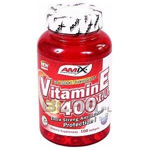 Amix Vitamin E 400 IU 100kaps. 1/1