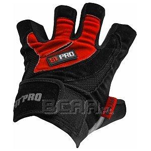 Power System Rękawice Treningowe S1 Pro czarno-czerwone 1/2