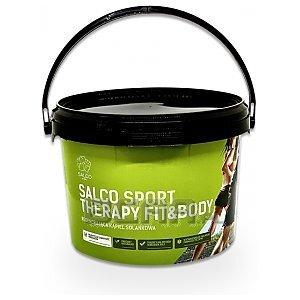 Salco Sport Therapy Fit&Body Regenerująca kąpiel solankowa z kolagenem 3000g 1/1