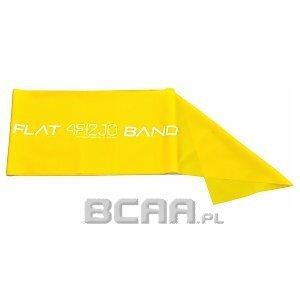 4FIZJO Flat Band Taśma rehabilitacyjna 0,15mm żółta 1/1