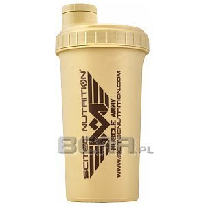 Scitec Shaker Muscle Army 700ml 1/2