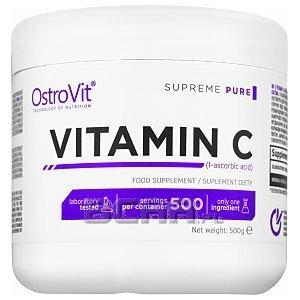 OstroVit Supreme Pure Vitamin C 500g [promocja] 1/2