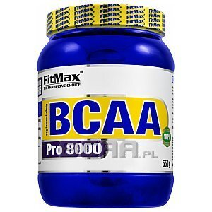 Fitmax BCAA Pro 8000 550g 1/2