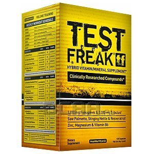 Pharma Freak Test Freak 120kaps. [promocja] 1/4