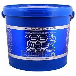 Scitec 100% Whey Protein 5000g [promocja] 1/1