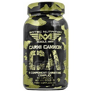 Scitec Muscle Army Carni Cannon 60kaps. 1/1