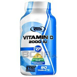 Real Pharm Vitamin D 90tab. 1/1