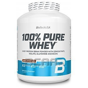 BioTech USA 100% Pure Whey 2270g 1/2