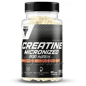 Trec Creatine Micronized 200 mesh 60kaps. 1/1