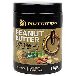 Go On Nutrition Peanut Butter Smooth 1000g 1/1