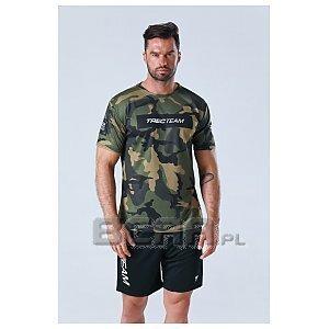 Trec Wear Koszulka CoolTrec 022 Camo 1/4