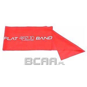 4FIZJO Flat Band Taśma rehabilitacyjna 0,2mm czerwona 1/1