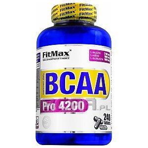 Fitmax BCAA Pro 4200 120tab. [promocja] 1/2