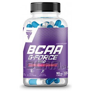 Trec BCAA G-Force 90kaps. 1/1