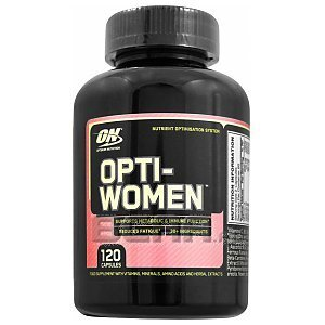 Optimum Nutrition Opti-Women 120kaps. 1/2
