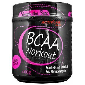 Activlab BCAA Workout 400g 1/1