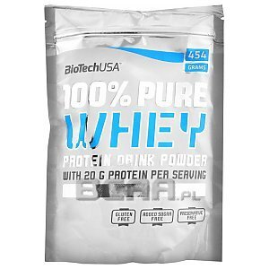 BioTech USA 100% Pure Whey 454g 1/1
