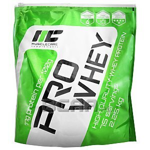 Muscle Care Pro Whey 80 2250g 1/2