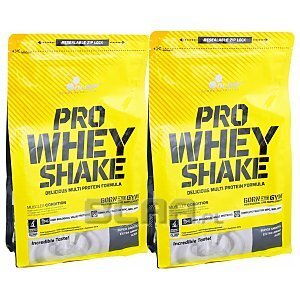 Olimp Pro Whey Shake 2x700g 1/1
