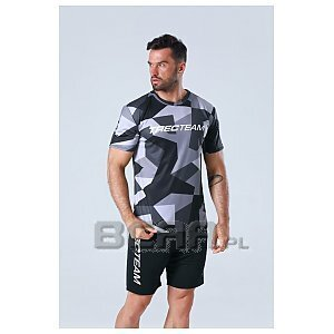 Trec Wear Koszulka CoolTrec 023 Modern Camo 1/4