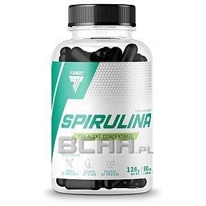 Trec Spirulina 90kaps. 1/1
