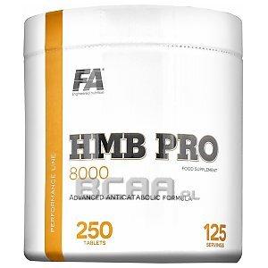 Fitness Authority HMB Pro 250tab. 1/1