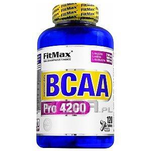 Fitmax BCAA Pro 4200 240tab. [promocja] 1/2