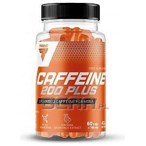 Trec Caffeine 200 Plus 60kaps. 1/1
