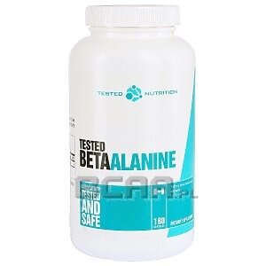 Tested Nutrition Tested Beta Alanine 180kaps. 1/1