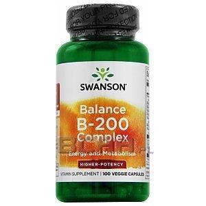 Swanson Balance B-200 100kaps. 1/2