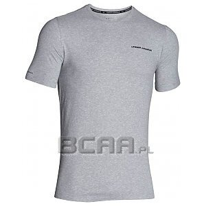 Under Armour Koszulka Męska Charged Cotton SS T 1277085-025 szary 1/6