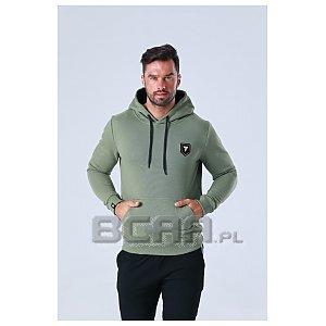 Trec Wear Bluza Hoodie Crest 057 Olive 1/3