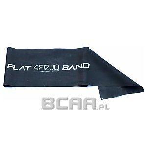 4FIZJO Flat Band Taśma rehabilitacyjna 0,4mm czarna 1/1