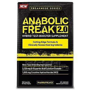 Pharma Freak Anabolic Freak 2.0 180kaps. 1/1