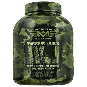 Scitec Warrior Juice 2100g 1/1