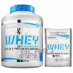 BioTech USA 100% Pure Whey 2270g + 454g [promocja] 1/1