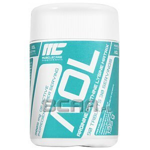 Muscle Care AOL 90tab. 1/2