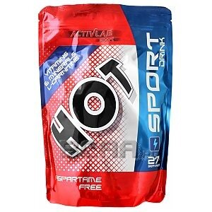 Activlab Hot Sport Drink 1000g 1/2