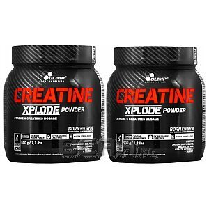 Olimp Creatine Xplode 2x500g 1/1