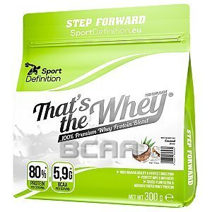 Sport Definition That's the Whey 300g 1/1