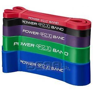 4FIZJO Zestaw Taśm Power Band 5szt. 1/1