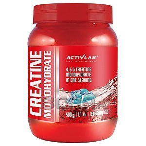 Activlab Creatine Powder kreatyna smakowa 500g 1/2