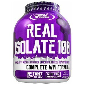 Real Pharm Real Isolate 100 1800g 1/1