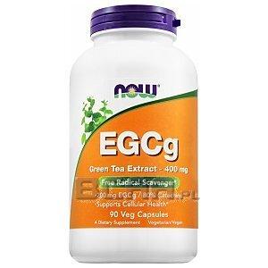 Now Foods EGCg Green Tea Extract 90kaps. 1/2