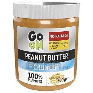 Go On Nutrition Peanut Butter Crunchy 500g 1/1