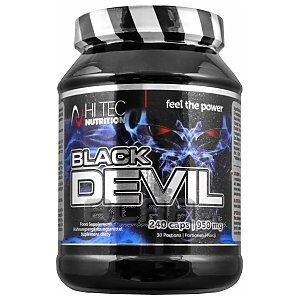 Hi Tec Black Devil 240kaps. 1/1